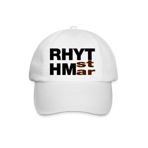 rhythm star - Baseballkappe