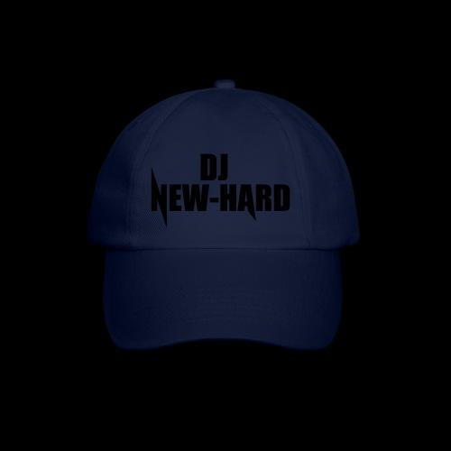 DJ NEW-HARD LOGO - Baseballcap