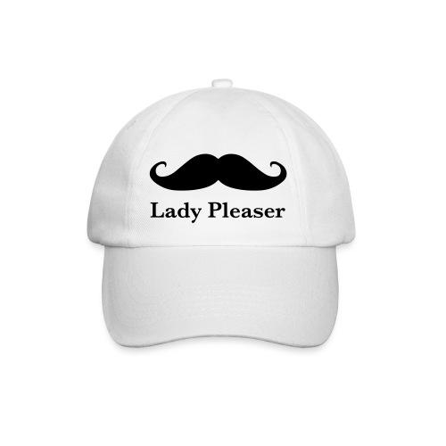 Lady Pleaser T-Shirt in Green - Baseball Cap