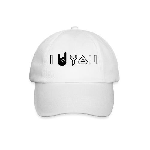i rock you - Baseballcap