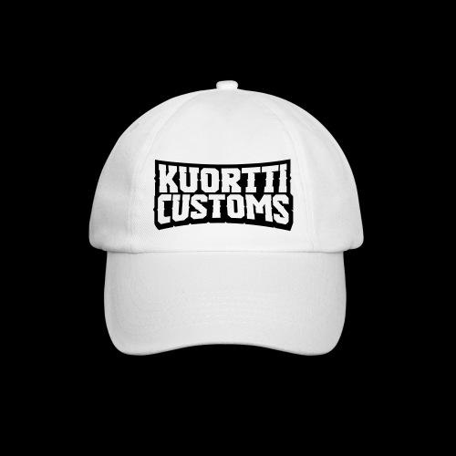 kuortti_customs_logo_main - Lippalakki