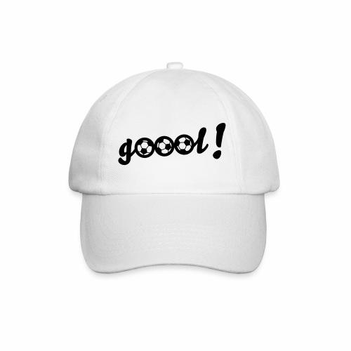 Goool! - Baseballkappe