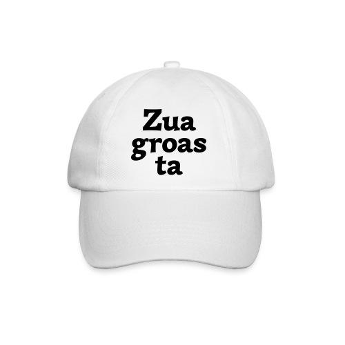 Zuagroasta - Baseballkappe
