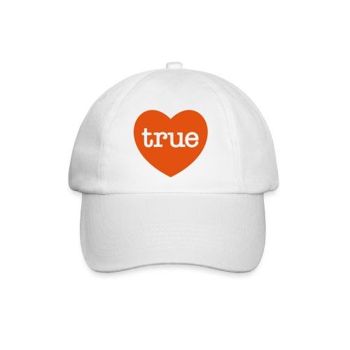 TRUE LOVE Heart - Baseball Cap