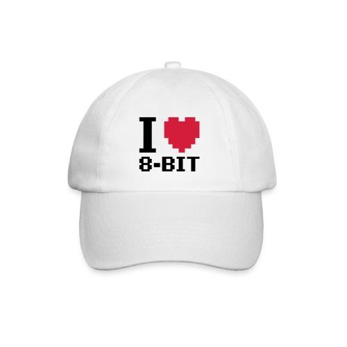 i love 8bit - Baseball Cap
