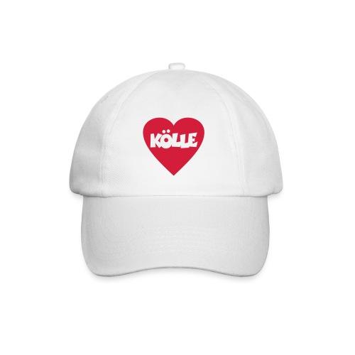 I Love Kölle - Ein Herz für Köln - Baseballkappe