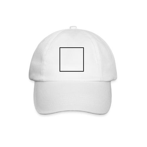 Square t shirt black - Baseballcap