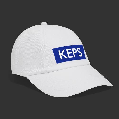 BLÅVITT KEPS - Basebollkeps