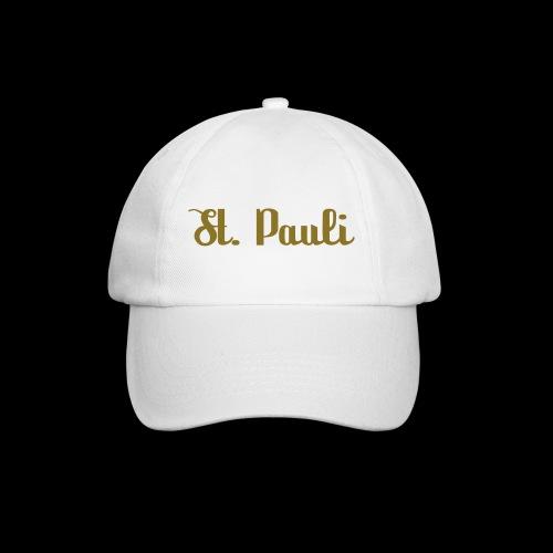 St. Pauli Logotype - Baseballkappe