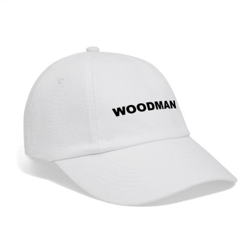 WOODMAN - Baseballkappe