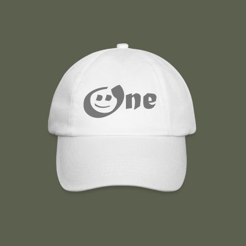 one - Basebollkeps