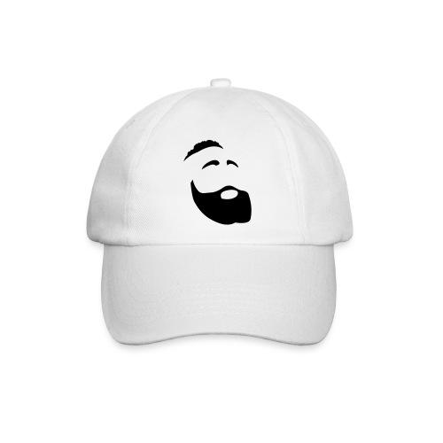 Il Barba, the Beard black - Cappello con visiera