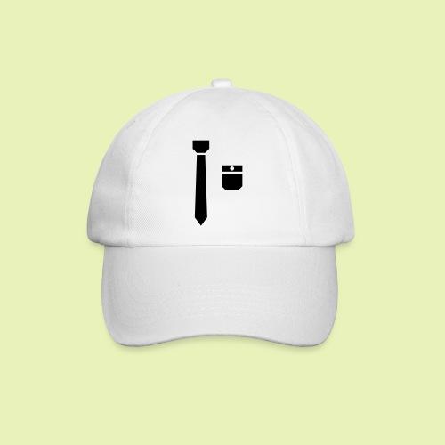 Tie and pocket ( smoking, tuxedo ) - Baseballcap