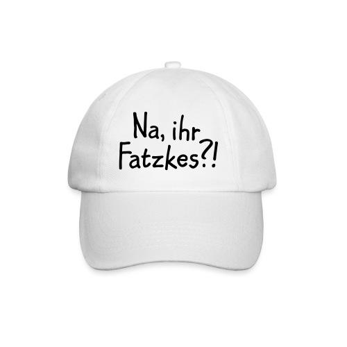 Na, ihr Fatzkes? - Berliner Schnauze aus Berlin - Baseballkappe