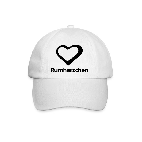 Rumherzchen - Baseballkappe