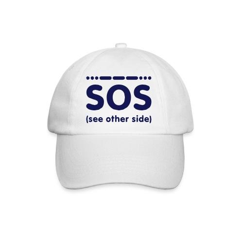 SOS - Baseballcap