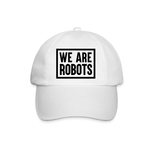 We Are Robots Premium Tote Bag - Baseball Cap