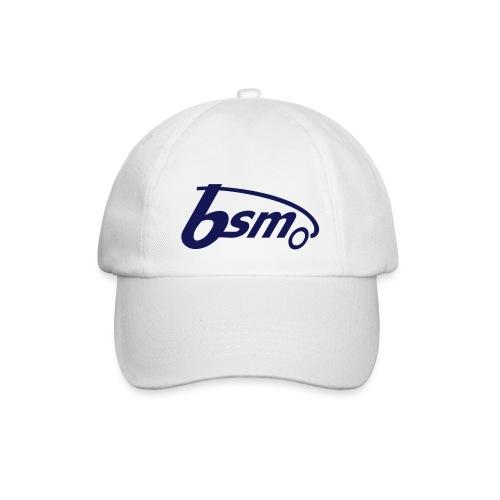 [BSM]_Logo - Baseballkappe