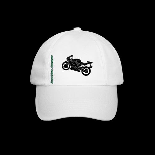 Mouse Mat - Drop A Gear, Disappear - Baseball Cap