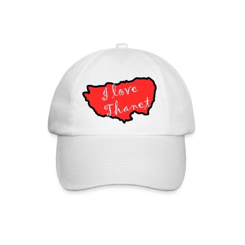 I Love Thanet - Baseball Cap