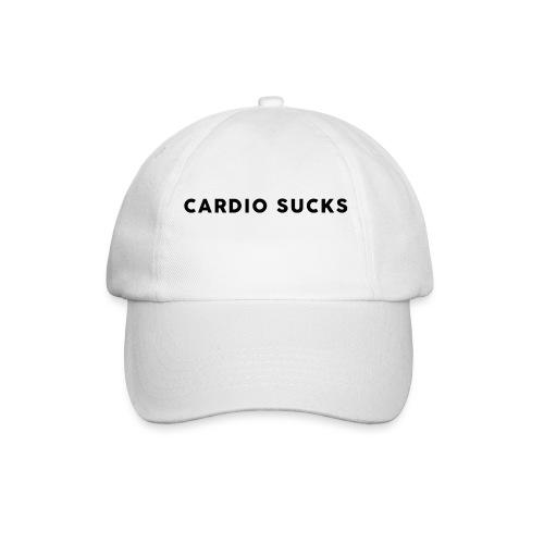 Cardio Sucks - Baseballkappe