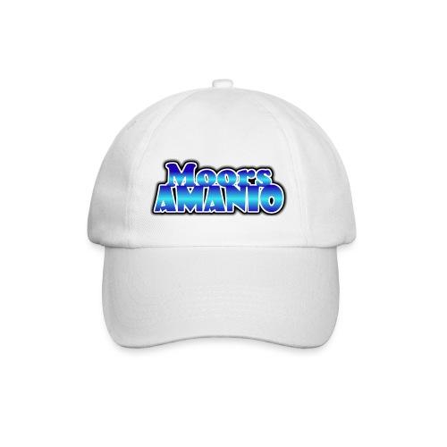 MoorsAmanioLogo - Baseballcap