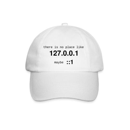 127-0-0-1-::1 - Casquette classique