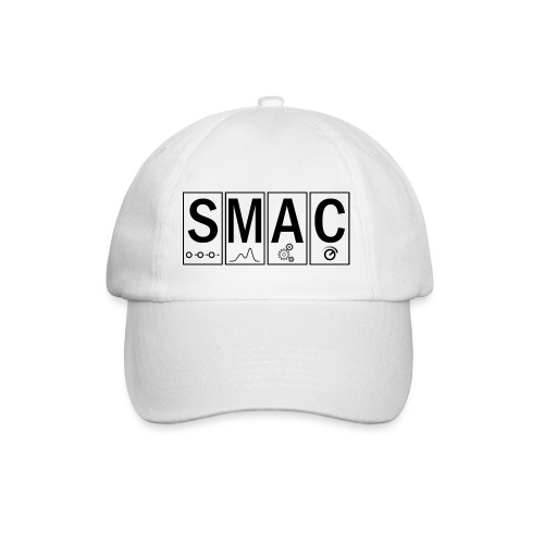 SMAC3_large - Baseball Cap