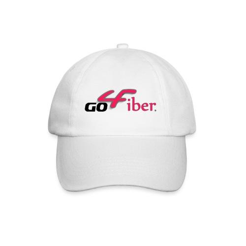 go4fiber logo trans1000 - Baseballcap