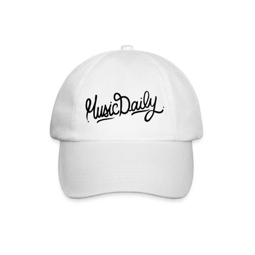 MusicDaily Logo - Baseballcap