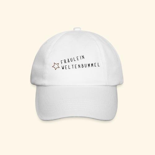 Fräulein Weltenbummel - Baseballkappe