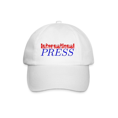 int_press-png - Cappello con visiera