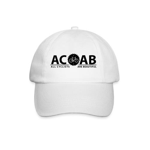 ACAB ALL CYCLISTS - Baseballkappe