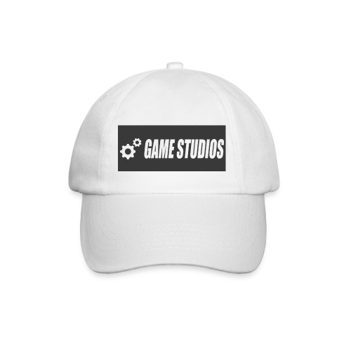 game studio logo - Baseball Cap