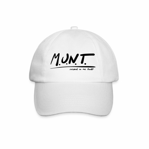 Munt - Baseballcap