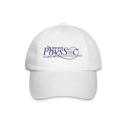 Official Warwick PhysSoc T Shirt - Baseball Cap