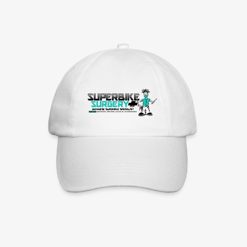 Original Superbike Surgery Logo - Baseball Cap