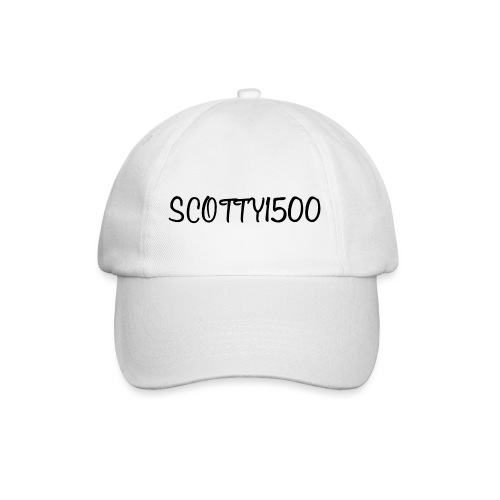 Scotty1500 Hat (Grey) - Baseball Cap