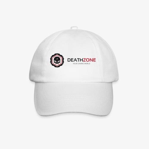 DeathZone Logo - Czapka z daszkiem