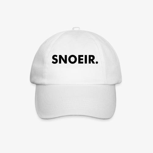 SNOEIR. white - Baseballcap