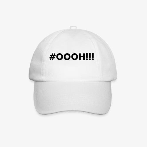 #OOOH!!! Black - Baseballcap