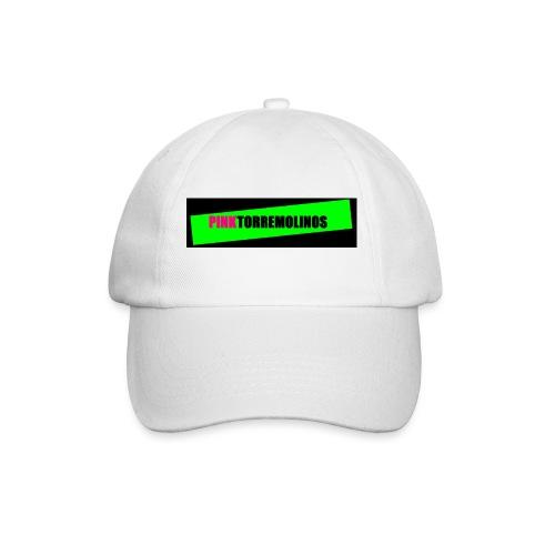 pinklogo - Baseballcap