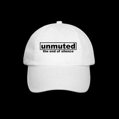 unmuted - Baseballkappe
