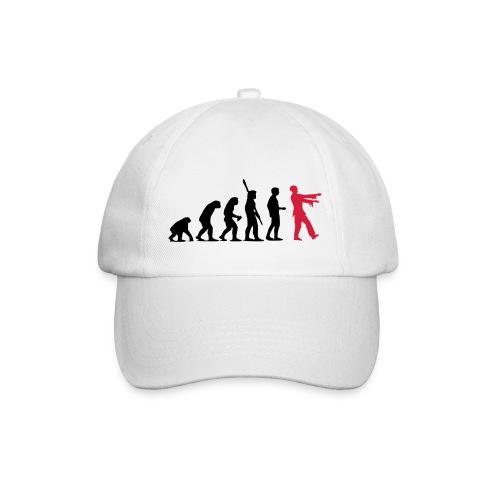 Zombie Evolution (zweifarbig) - Baseballkappe