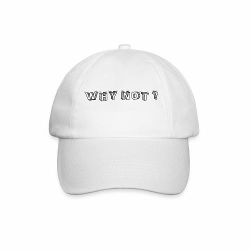 WHY NOT ? (WN) - Casquette classique