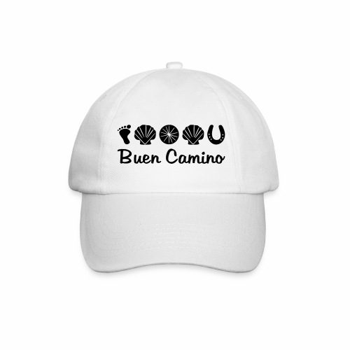 Buen_Camino_4 - Baseballkappe