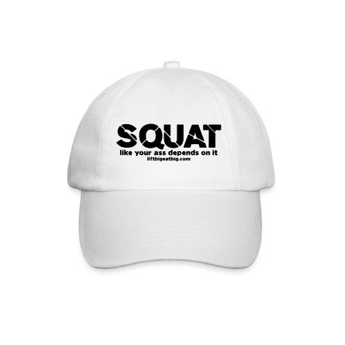 squat - Baseball Cap