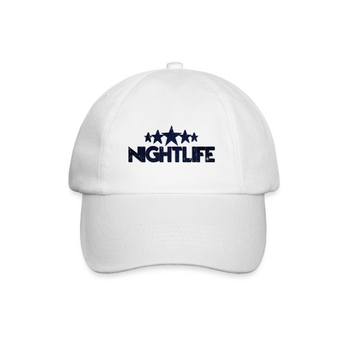 NIGHT LIFE - Baseballcap