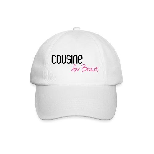 Cousine der Braut - Baseballkappe