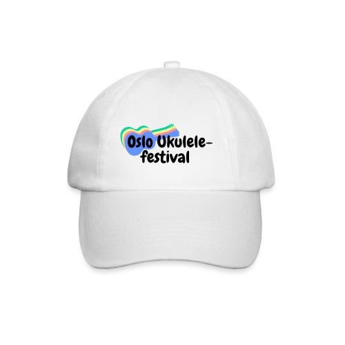 Festival-logo i flere farger - Baseballcap